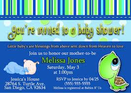 baby boy shower invitation design invitation card design