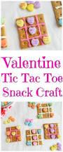 valentine tic tac toe snack craft tic tac toe graham crackers
