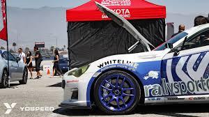 custom white subaru brz scion fr s and subaru brz wheel setups yospeed