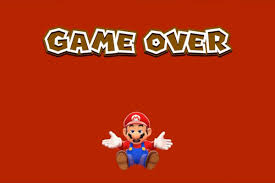 Game Over Meme - super mario odyssey ditches the game over screen completely polygon