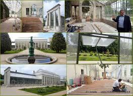 serre jardin d hiver la serre du jardin des plantes d u0027orleans transformée en nouvel