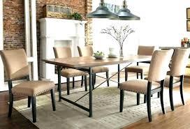 cuisine style indus table bar industriel table haute industrielle table en acier style