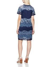 coster copenhagen coster copenhagen women s multi color lace dress blue wide blue