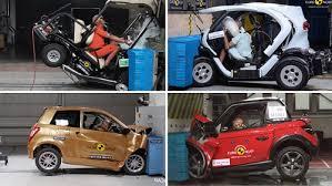 si e auto crash test microcar crash test disastrosi sicurezza in pericolo il