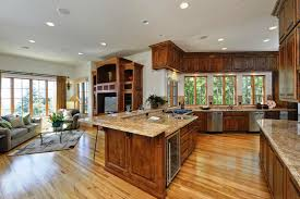 best cool open concept floor plans for ranch homes 5116