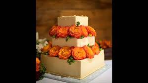 good fall wedding cake decorating ideas youtube