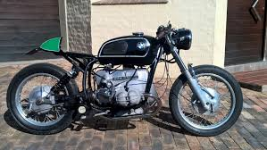 bmw motorcycle cafe racer bmw r50 5 cafe racer u2013 bikebound