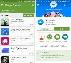 why cant i apps on my android messenger problems and solutions androidpit