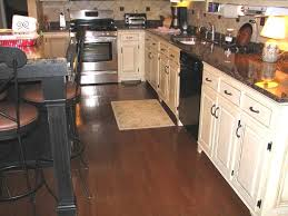 Acrylic Kitchen Cabinets by U Shaped Brown Wooden Cabinets White Kitchen Cabinets With Dark