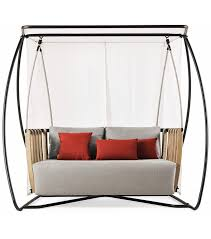 hollywoodschaukel design swing ethimo hollywoodschaukel milia shop