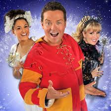 stephen mulhern sleeping beauty interview theatre south east