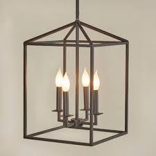 Candle Pendant Light Farmhouse Pendant Lights Birch