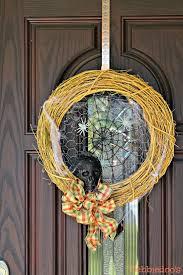 halloween wreaths fall and halloween wreaths