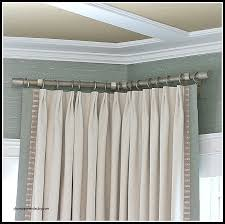 Curtains Corner Windows Ideas Curtain Ideas For Corner Windows Unique Corner Curtain Rod Ideas