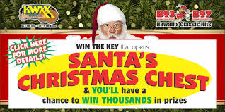 Plenty Pupule Kayaks by 2017 B97 B93 Santa Christmas Chest Giveaway Knwb