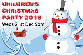 cancelled u2013 children u0027s christmas party