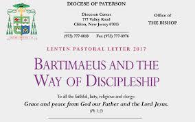 Was Bartimaeus Born Blind Bartimaeus And The Way Of Discipleship Bishop Serratelli