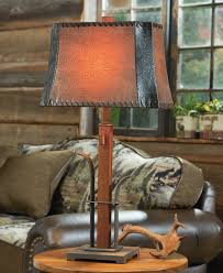 Interesting Lamps by Lighting Rustic Lamps U0026 Cabin Lighting With Rustic Table Lamps
