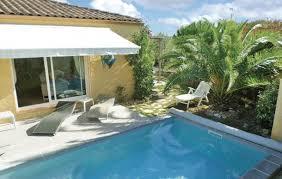 chambre avec piscine priv location avec piscine privée sauvian maison 6 personnes ref