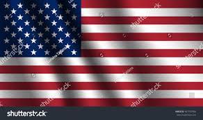 United Staes Flag United States Flag Stars Stripes Flag Stock Vector 567757564
