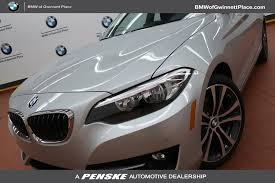 united bmw of gwinnett place 2017 used bmw 2 series 230i at united bmw serving atlanta