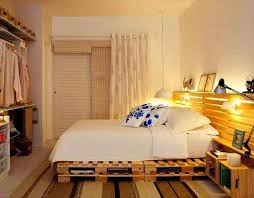 Headboards Made With Pallets 33 Cool Diy Recycled Pallet Bed Frame To Duplicate U2013 Diy Bedroom