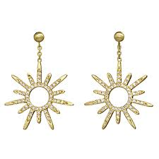 simple earrings design simple and fashionable gloriana earrings design for women fashion
