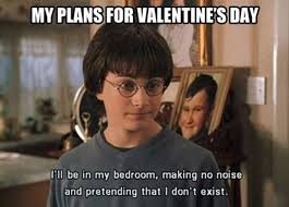 Single Valentine Meme - 20 funny valentine s day memes for singles sayingimages com