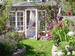 charming garden retreats hgtv outdoor spaces and decking