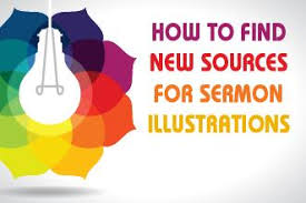 how to find new sources for sermon illustrations by erik raymond