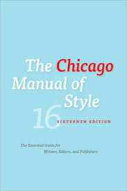 Barnes And Noble Publishing The Chicago Manual Of Style 16th Edition Edition 16 By