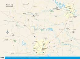 Austin Texas Map by Printable Travel Maps Of Texas Moon Travel Guides
