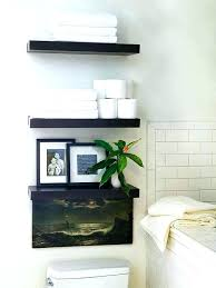 Bathroom Shelves At Walmart Above Toilet Shelf Chatel Co