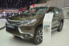 mitsubishi montero 2017 mitsubishi montero sport front three quarters left side at the