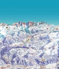 Monte Carlo Map Trail Map Madonna Di Campiglio Pinzolo Folgàrida Marilleva