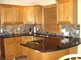 kitchen paint color ideas with oak cabinets kitchen paint with oak cabinets ghanko