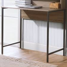 Writing Desk With Drawer by Hutch Desks You U0027ll Love Wayfair