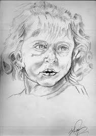baby angel drawing by egyartist johnmourad