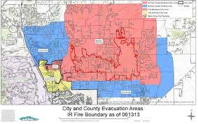 Map Of Aspen Colorado by Thursday Updates For The Black Forest Fire Other Colorado