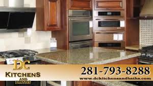 custom kitchen cabinets houston custom kitchen cabinets in houston by dc kitchens inc youtube