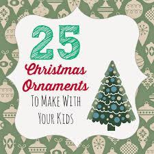 christmas ornament ideas moment 20 easy handmade holiday ornaments
