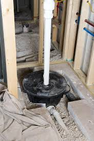 sewage ejector vs sump pump