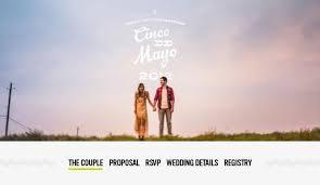 wedding website free custom wedding website free marriage invitation websites persoanl