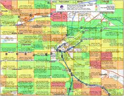 Denver Neighborhoods Map Market Data Colorado Real Estate Guy
