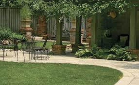 Cheapest Patio Material by Choosing The Right Paving Materials Fine Gardening