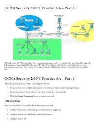 ccna security 2 0 pt practice sa part 1 radius firewall