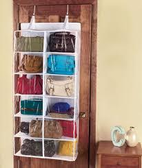 Over Door Closet Organizer - best 25 purse storage ideas on pinterest handbag storage
