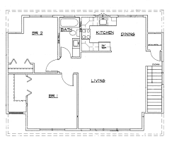 100 apartments over garages floor plan apartment house