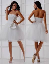 discount 2016 new short ball gown informal wedding dresses