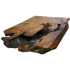 underwater acacia wood coffee table organic findings Acacia Wood Coffee Table